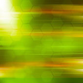 Green abstraction  background — Stock Photo