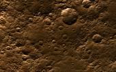 Mars surface — Stock Photo