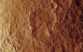 火星表面 — 图库照片