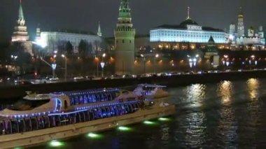 View on Kremlin — Stock Video