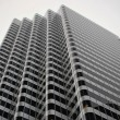 Office building in grayscale, San Francisco — Stock Photo #52093191