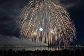 Wow ! Incroyable coup de feux d'artifice juteuse!!! — Photo
