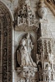 Jeronimos stonework — Stock Photo
