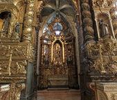 Oporto St. Francis церковь — Стоковое фото