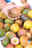 Fruta de la pasión — Foto de Stock