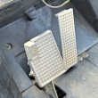Brake and accelerator pedal for cars. — Stock Photo #70977813