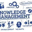 Постер, плакат: Knowledge Management