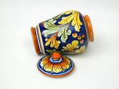 Oriental Jar (open right) — Stock Photo
