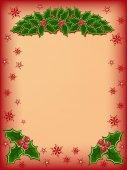 クリスマス カード — ストックベクタ