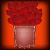 Valentines concept — Stock Photo