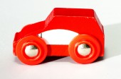 Red car — Stock Photo