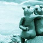 Frog couple — Stock Photo #72455063