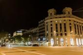 Barcelona en septiembre, catalán — Foto de Stock