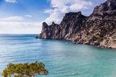 The Eastern coast of the Crimea — Stock Photo