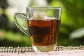 Gorąca herbata — Zdjęcie stockowe
