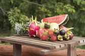 Tropicals fruit  — Stock Photo