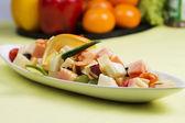 Kryddig frukt sallad thai stil — Stockfoto