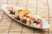 Spicy Fruit Salad Thai style — Stock Photo