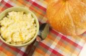 Rice kasha with pumpkin — ストック写真