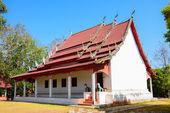 Tempio di benchaka-chai in thailandia — Foto Stock