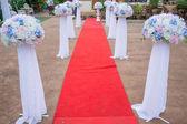Bruiloft bloemen — Stockfoto