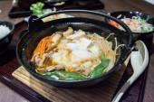 Habu shabu,Asian cuisine — Stock Photo
