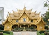 Toilet of Thai Art Taken from Wat Rong Khun,Chiang Rai province Thailand — Stock Photo