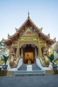 Wat Phra That Doi Tung, Chiang Rai, Thailand. — Stock Photo