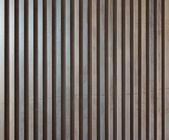 Wood lath wall — Stock Photo