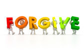 Forgive — Stock Photo