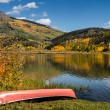 Fall in Steamboat Springs Colorado — Stock Photo #54332191