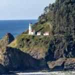 Heceta Head Historic Oregon Lighthouse — Stock Photo #71041713