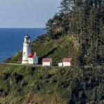 Heceta Head Historic Oregon Lighthouse — Stock Photo #71041715