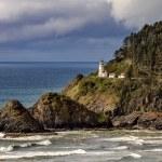 Heceta Head Historic Oregon Lighthouse — Stock Photo #71042559
