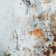 Abstract corroded colorful wallpaper grunge background iron rusty artistic wall peeling paint. — Stock Photo #70968105
