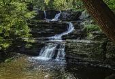 Factory Falls, Pennsylvania — Stock Photo