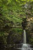 Deer Leap Falls, Pennsylvania — Stock Photo