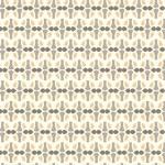 Orange Sweet Easter Eggs Pattern on Pastel Background — Stock Vector #68747269