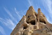 Cappadocia, Nevsehir, Turkey — Stock Photo
