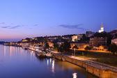 Belgrad, Serbia — Stock Photo
