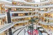 Cevahir Shopping Center, Istanbul, Turkey — Stock Photo