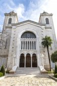 Aya Triada Church, Istanbul, Turkey — Stock Photo