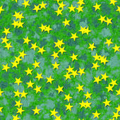 Star shapes with seamless generated texture background — Stok fotoğraf