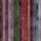 Wynajmuje drewna ogrodzenia bezszwowe generowane tekstury — Zdjęcie stockowe