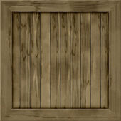 Wood crate generated hires texture — Stock Photo