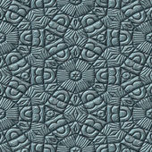 Mayan ornaments seamless generated texture — Stockfoto