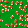 Rugby seamless generated hires texture — Stock Photo #56574823