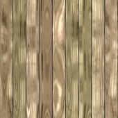 Wood fence seamless generated hires texture — Stock Photo