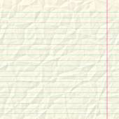 Notepaper generated texture — Stock Photo