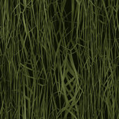 Grass roof seamless generated texture — Stock Photo